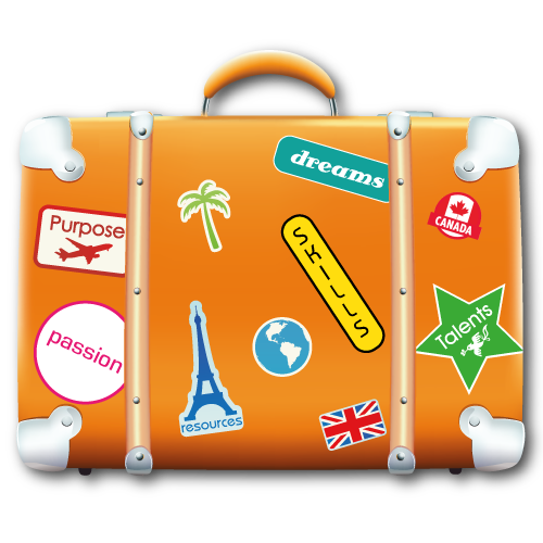 Learn the Career in Your Suitcase Way